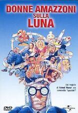 Donne Amazzoni Sulla Luna (1988) DVD