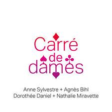 ANNE SYLVESTRE & AGNES BIHL - CARRE DE DAMES (CD DIGIPACK NEUF)