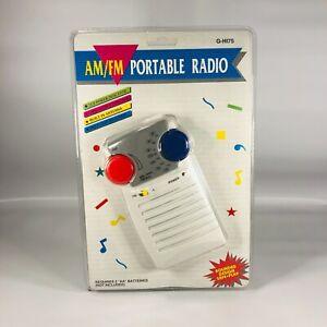 AM/FM Portable Radio G-HI75 - Unbranded - Brand new