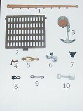Playmobil Pirate Ship Replacement Parts U Choose 1978 Pistol Lamp Shovel Hook