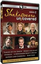 Shakespeare Uncovered Series 2 Season Two Second Region 4 DVD