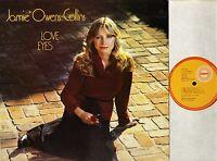 JAMIE OWENS-COLLINS love eyes LS 7049 uk light 1978 with insert LP PS EX/EX