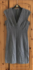 Ladies Grey Wool Dress - French Connection - Size 10