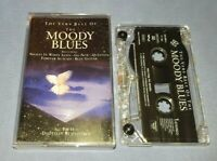 THE MOODY BLUES THE VERY BEST OF THE MOODY BLUES cassette tape album T8837