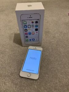 Apple iPhone 5s - - Gold (Unlocked) A1457 (GSM)