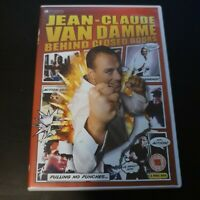 Jean-Claude Van Damme Behind Closed Doors dvd 2 disc FREE POST
