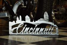 Cincinnati Skyline Fancy Wall Art