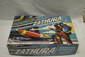 Zathura by Pressman 2005 Complete Game and Replacement Parts