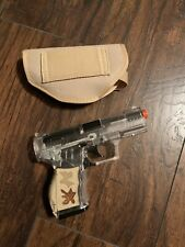 airsoft pistol with holster