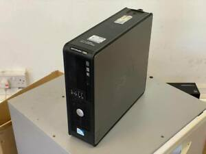 Dell Optiplex 780 SFF PC Dual-Core E5300 2.6GHz 4GB RAM 160GB HDD DISPLAY PORT