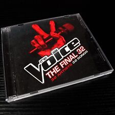 The Voice 2013: The Final 32 32 Artists 32 Songs AUSTRALIA 2xCD Mint #10-4