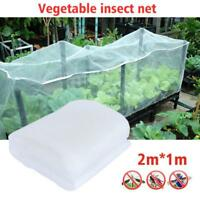 Garden Insect Net Mesh Vegetable Orchard Stop Fruit Fly Netting Protect Cover
