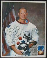 s1426) Raumfahrt Astronaut Jack R. Lousma - NASA Photo OU Autograph Skylab III