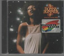 DONNA SUMMER LOVE TO LOVE YOU BABY CD SIGILLATO!!!