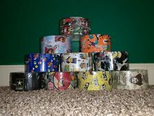 You Pick NEW LICENSED Duck Brand Duct Tape Rolls - RETIRED, EXCLUSIVE