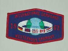 Intercamp - 1967Westernohe Germany