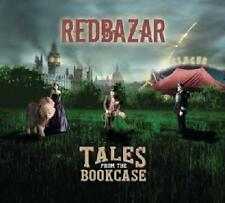 REDBAZAR - TALES FROM THE BOOKCASE NEW 2016 TIGERMOTH TALES
