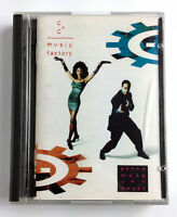 C+C Music Factory - Gonna Make You Sweat - Columbia CM 47093 - Minidisc MD