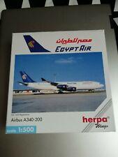 Herpa Wings Airbus Egyptair 1:500 w/box 507349