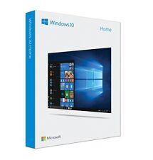Microsoft Windows 10 Home 32 & 64 bits (clave de licencia/clave de activación)
