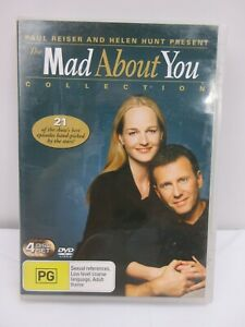 Mad About You Collection (DVD, 2005, 4-Disc Set) R4 PAL Free Tracked Post