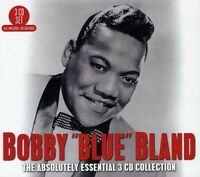 """Bobby """"Blue"""" Bland, - Absolutely Essential Collection [New CD] U"""