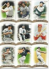 2011 Topps Tier One COMPLETE BASE CARD SET # 1-100 #/799!!! ROOKIE CARDS!