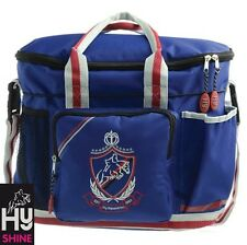 HySHINE Pro Grooming Bag – Navy, Red & Grey **FREE P&P**