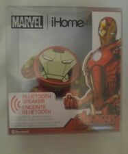 nip marvel ihome iron man blue tooth speaker