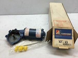 Cardone Industries 42-43 Window Motor