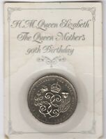 1990 Queen Elizabeth II 90th Birthday £5 Five Pounds Coin | Pennies2Pounds