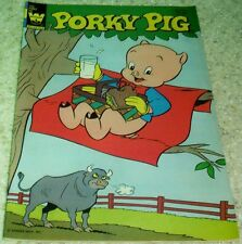 Porky Pig 105, VF (8.0) 1982, Bull & Red Cape cover! 40% off Guide!