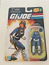 G.I.JOE 25th ANNIVERSARY: SCARLETT (PILOT GEAR) - COUNTER INTELLIGENCE