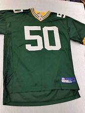 NFL Green Bay Packers #50 AJ Hawk, Football Jersey (Size X-Large)