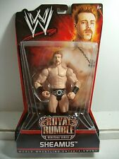 WWE Royal Rumble Heritage Series Sheamus MOC
