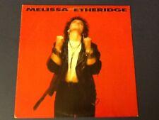 MELISSA ETHERIDGE~self titled ISLAND 1988 all ORIGINAL~ DMM~ (LP) Ex+ /(JKT) Vg+