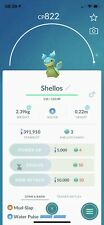 Pokemon Go - 5x Shellos (Blue) Catching Service