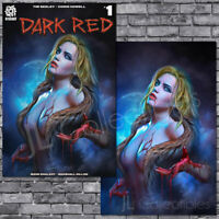 🔥 Dark Red #1 Anniversary Exclusive Shannon Maer Trade + Virgin Set Aftershock!