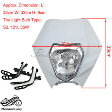 Motorcycle Head Front Light For SSR Thumpstar CRF Pitsterpro GIO Pit Dirt Bike