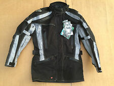 "FRANK THOMAS XTI Mens Textile Motorcycle Motorbike Jacket UK 38"" Chest (J60)"