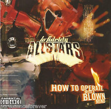 LO FIDELITY ALLSTARS - How To Operate With A Blown Mind (UK 11 Tk CD Album)