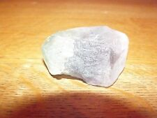 rainbow Fluorite Crystal gemstone natural rough BN in  gift bag approx 50mm