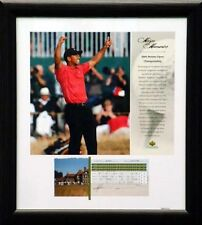Tiger Woods – British Open 2006 presentation