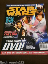 STAR WARS #52 - MAKING THE FALCON - SEPT 2004