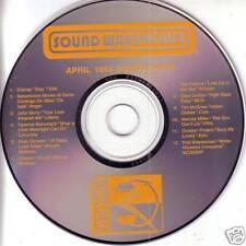 Sound PROMO CD ELVIS COSTELLO Sass Jordan TIM McGRAW
