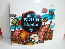 ANNE SYLVESTRE Fabulettes 128501