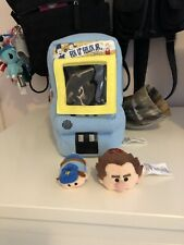 RARE Disney Fix It Felix Jr. Tsum Tsum Arcade Set Plush