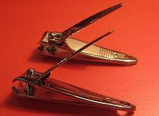 NAIL CLIPPER SMALL X 2  EXCELLENT QUALITY BARGAIN