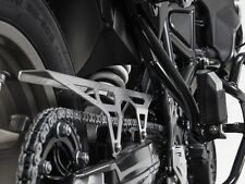 Protection de chaine Aluminium Gris. BMW F 800 GS Adventure E8GS (K75) 2013 ->