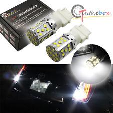 100% CAN-bus White 3156 T25 3535-SMD LED Bulbs for Euro Car Backup Reverse Light